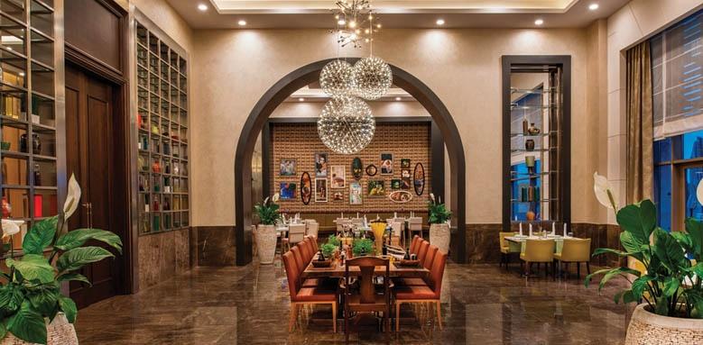 Regnum Carya Golf & Spa Resort, Italian restaurant