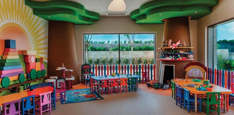 Regnum Carya Golf & Spa Resort, kids club