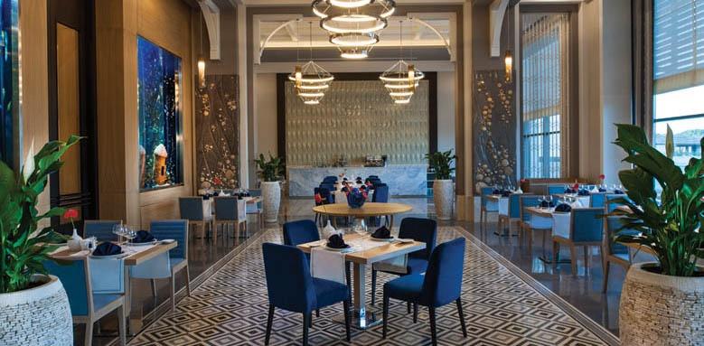 Regnum Carya Golf & Spa Resort, Seahorse restaurant