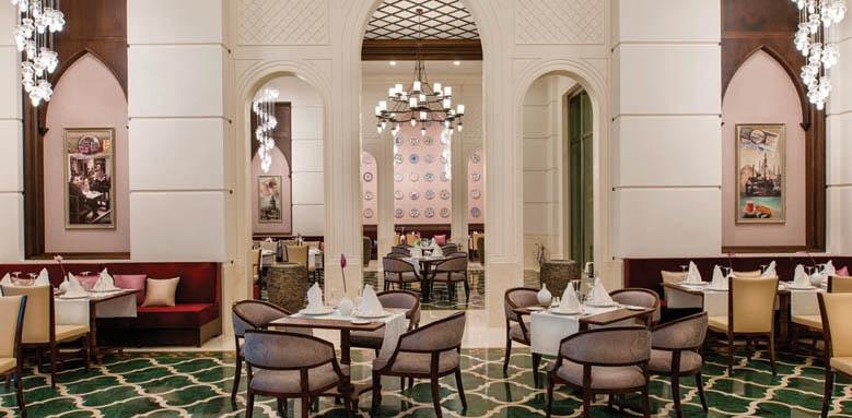 Regnum Carya Golf & Spa Resort, Turkish restaurant