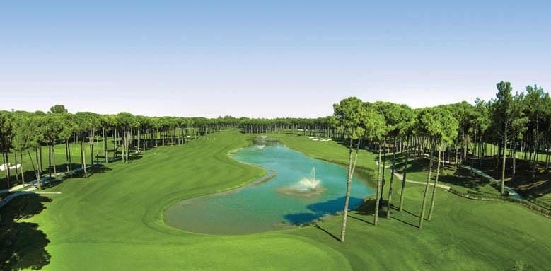 Regnum Carya Golf & Spa Resort, golf club