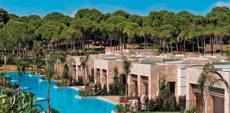 Regnum Carya Golf & Spa Resort, Carya residences