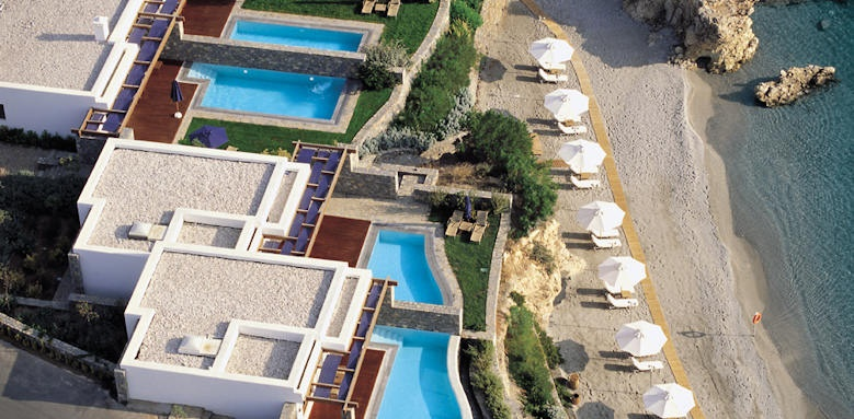 Grand Resort Lagonissi, villa