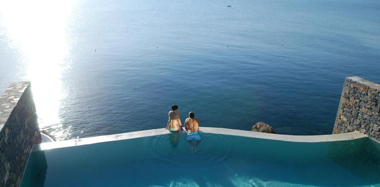 Grand Resort Lagonissi, pool