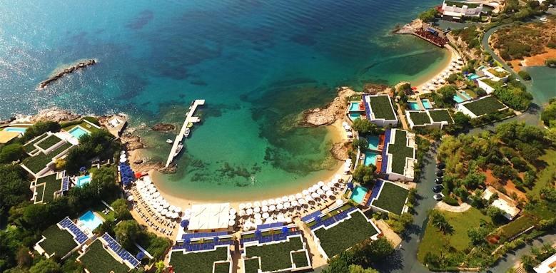 Grand Resort Lagonissi, pano view