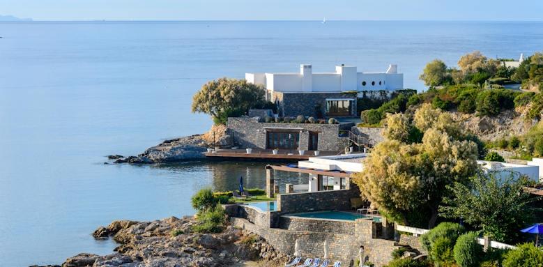 Grand Resort Lagonissi, exterior