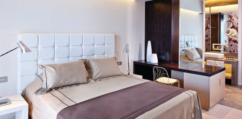 Aqua Blu Boutique Hotel & Spa, simple double suite