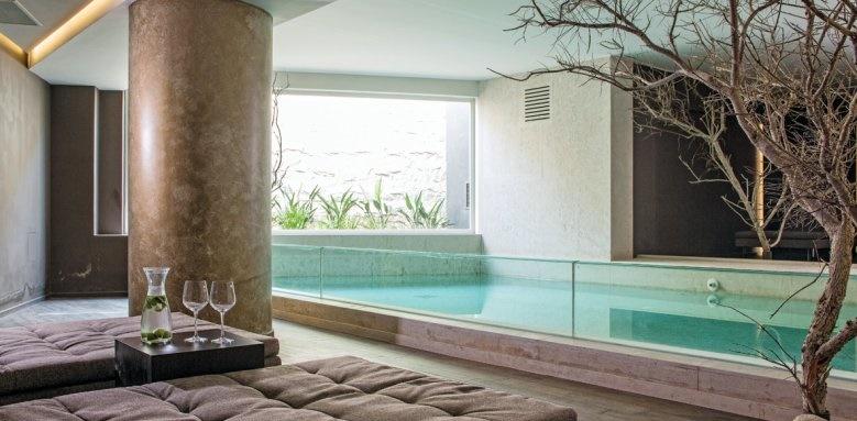 Aqua Blu Boutique Hotel & Spa, spa pool