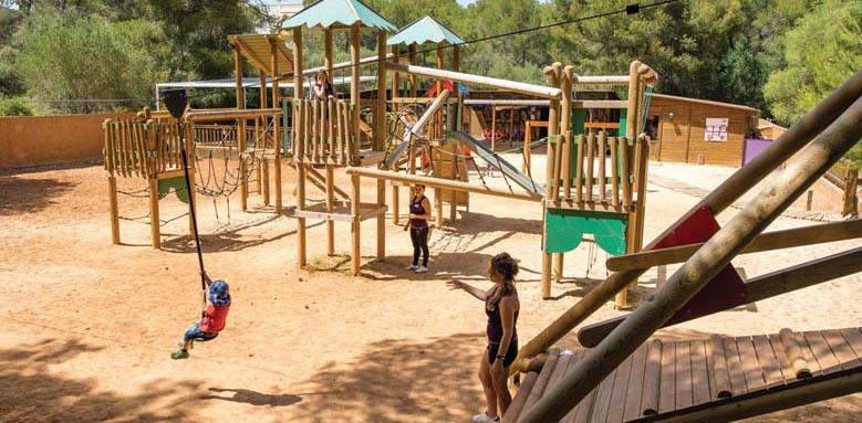 Blau Porto Petro Resort, kids playground
