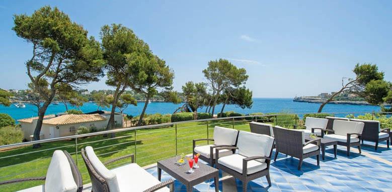 Blau Porto Petro Resort, terrace