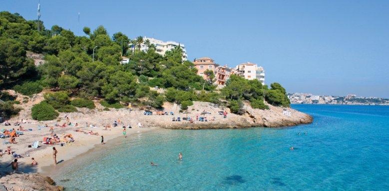 Bon Sol, beach
