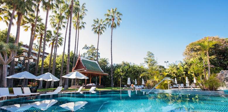 Hotel Botanico, Pool