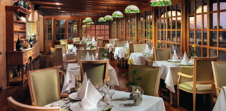 Botanico, il papagallo restaurant