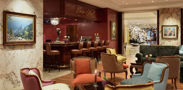 Hotel Botanico, bar hall
