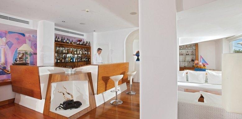 Casa Angelina, bar