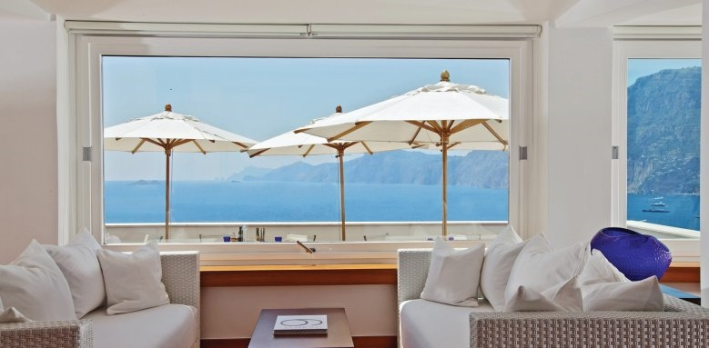 Casa Angelina, lounge