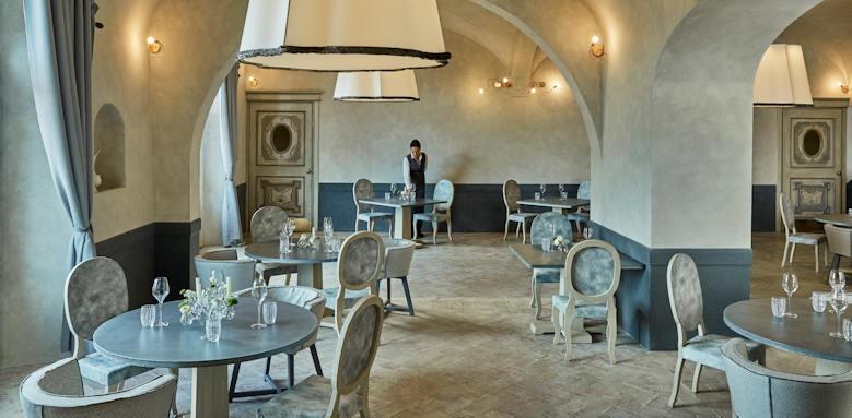Castello del Nero, restaurant