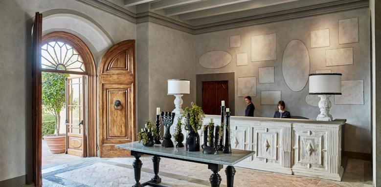 Castello del Nero, reception