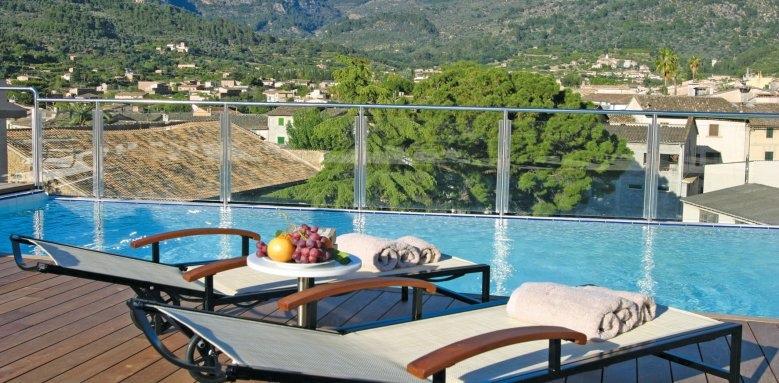 Gran Hotel Soller, pool
