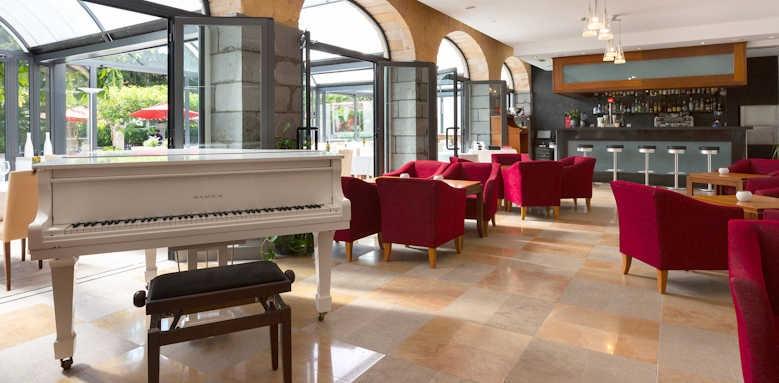 Gran Hotel Soller, restaurant inside