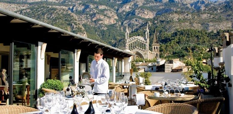 Gran Hotel Soller, restaurant