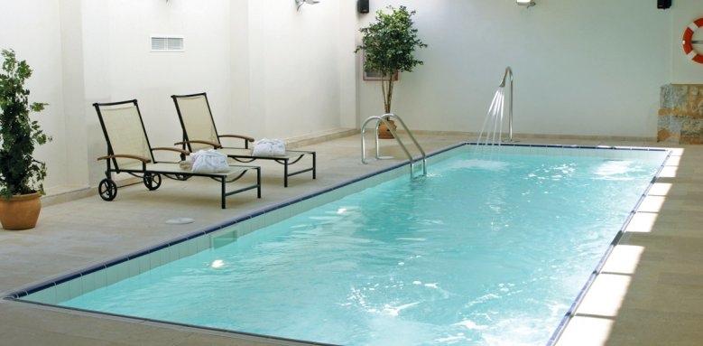 Gran Hotel Soller, spa pool
