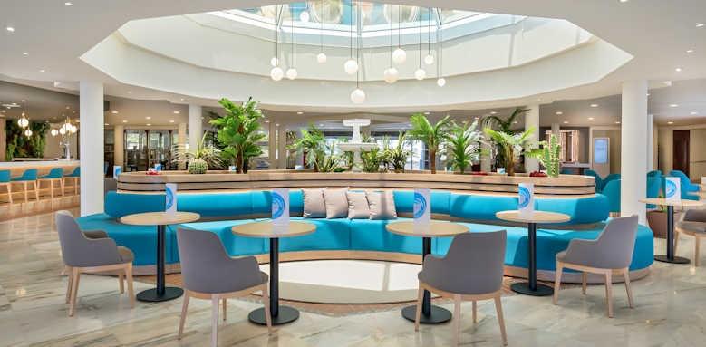 Barcelo Corralejo Bay, hotel interior