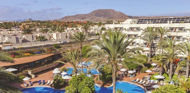 barcelo corralejo bay, pool overview