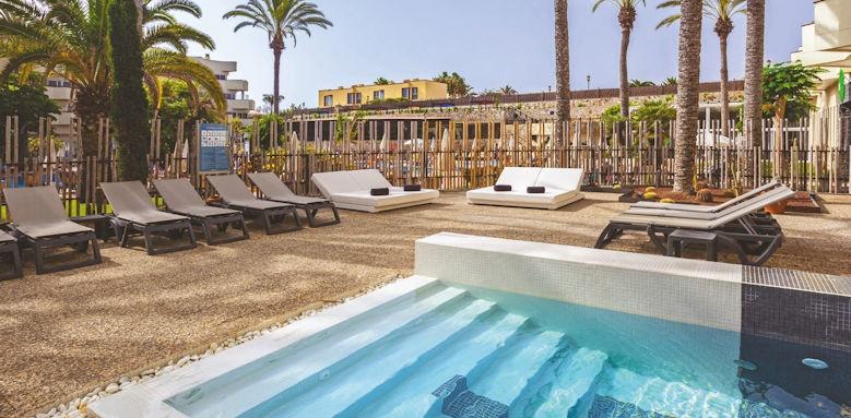 barcelo corralejo bay,  spa pool