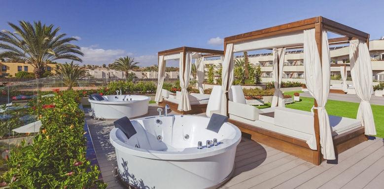 barcelo corralejo bay, premium terrace