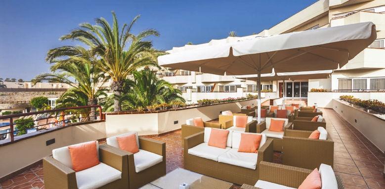barcelo corralejo bay,  terrace