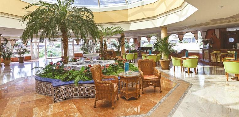 barcelo corralejo bay, lobby bar