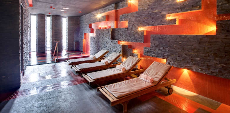 Barcelo Corralejo Bay, spa relaxation area