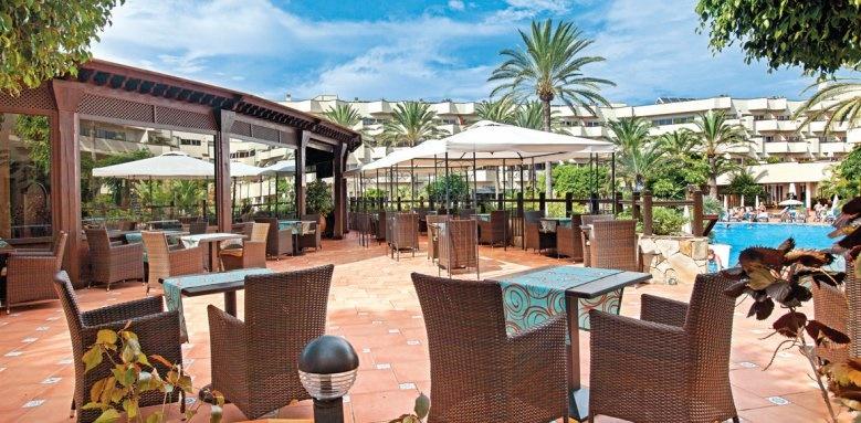 barcelo corralejo bay,  pool bar