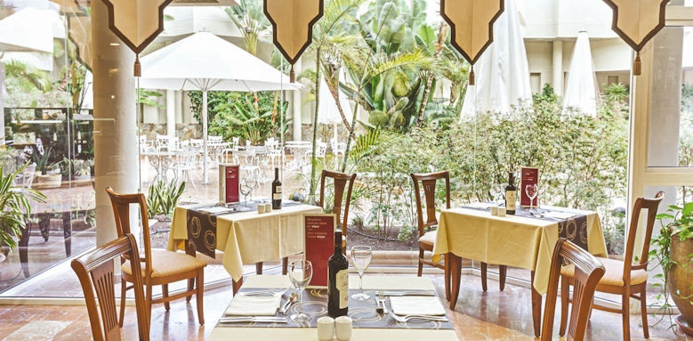 barcelo corralejo bay, tindaya restaurant