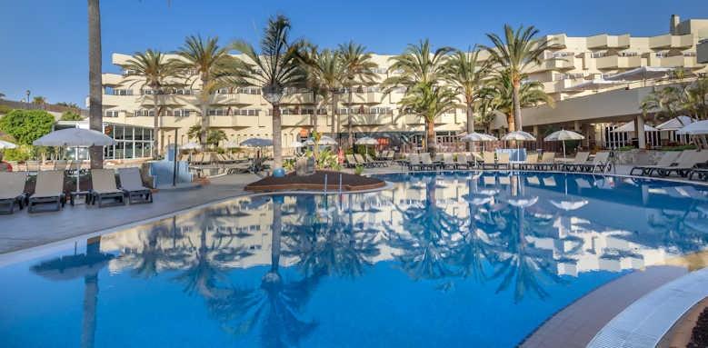 barcelo corralejo bay,  pool area