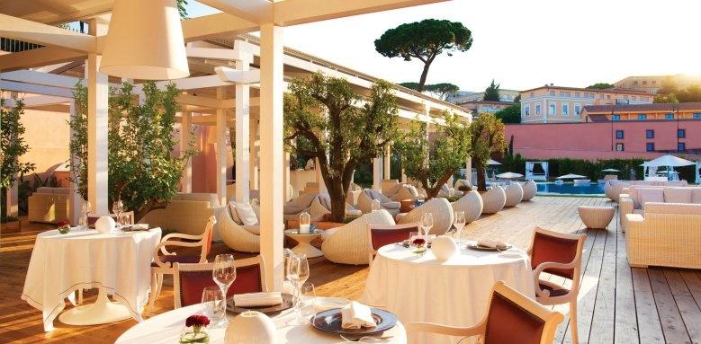 Gran Melia Rome, Lounge Bar
