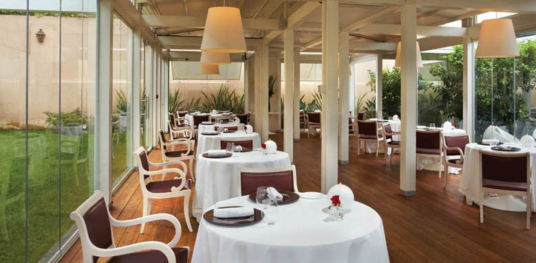 Gran Melia Rome, Restaurant