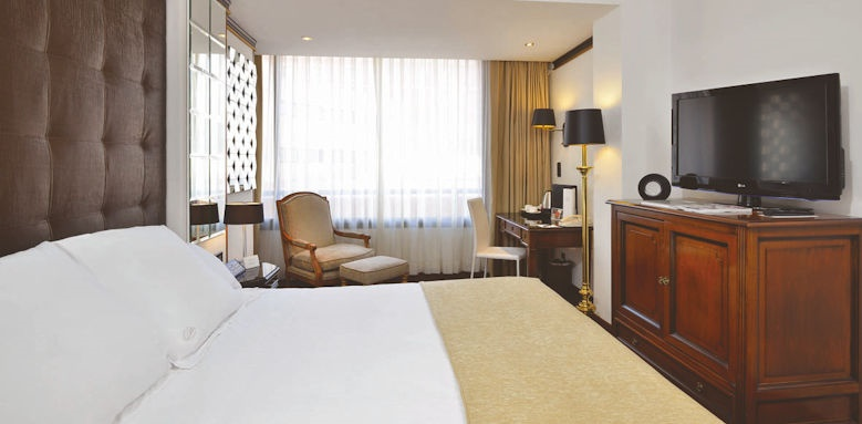 gran melia victoria, classic room