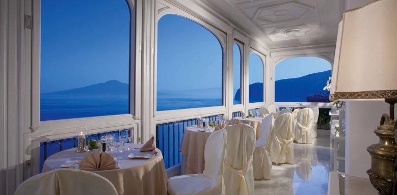 Grand Hotel Ambasciatori, a la carte