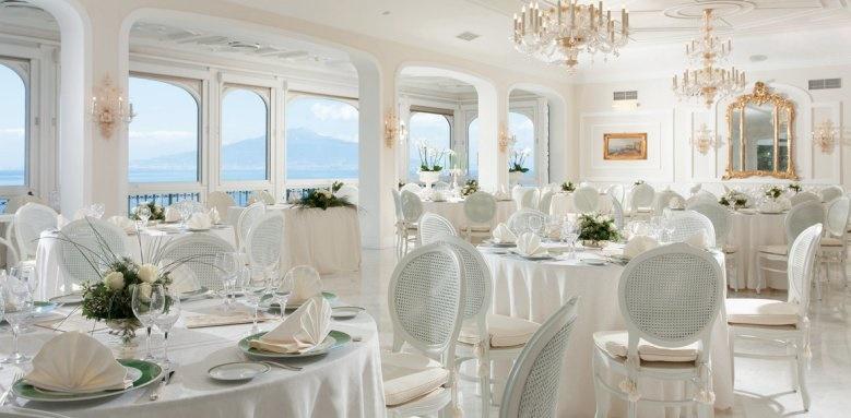 Grand Hotel Ambasciatori, main restaurant