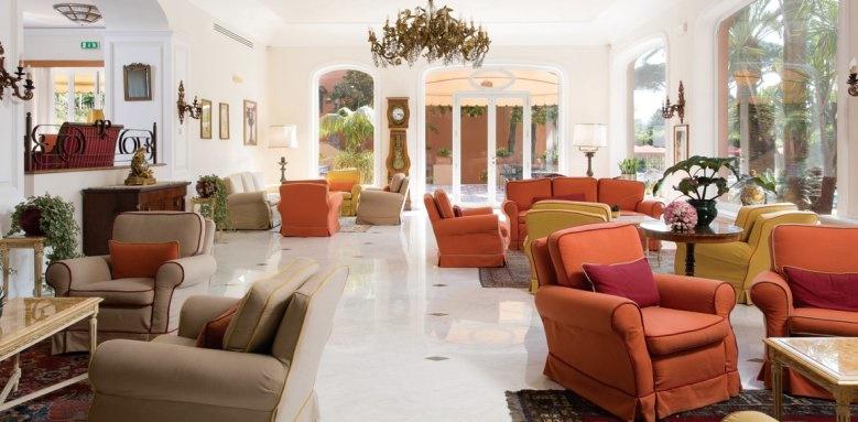 Grand Hotel Ambasciatori, lobby
