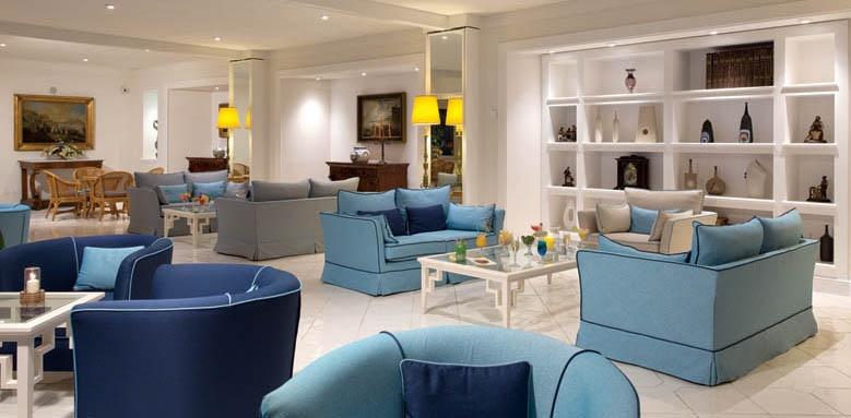 Grand Hotel Capodimonte, bar