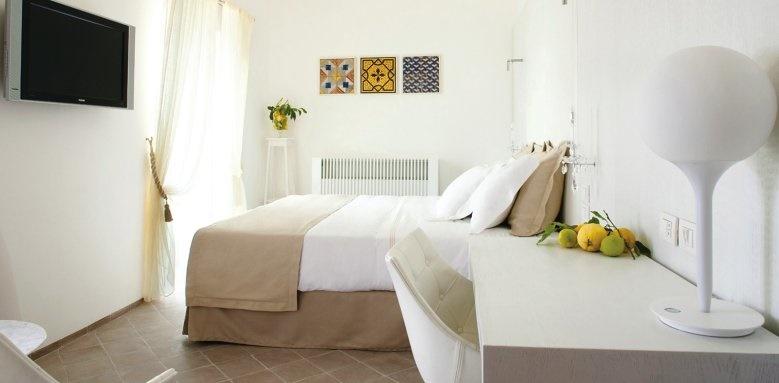 Grand Hotel Convento Di Amalfi, classic double room