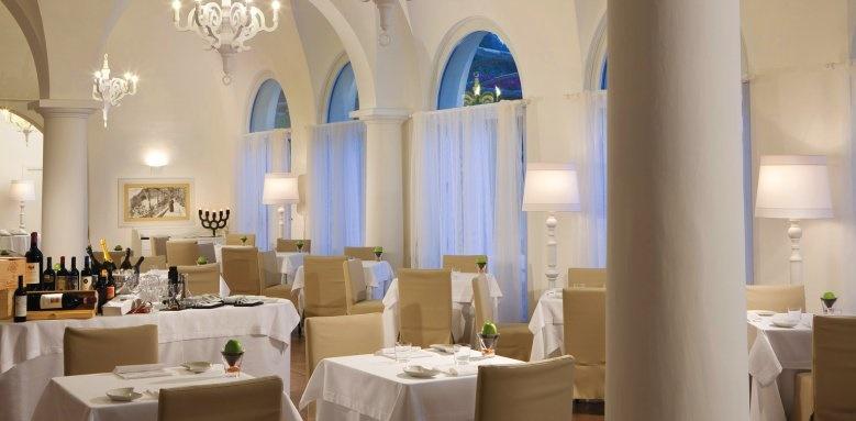 Grand Hotel Convento Di Amalfi, restaurant