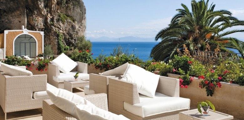 Grand Hotel Convento Di Amalfi, terrace