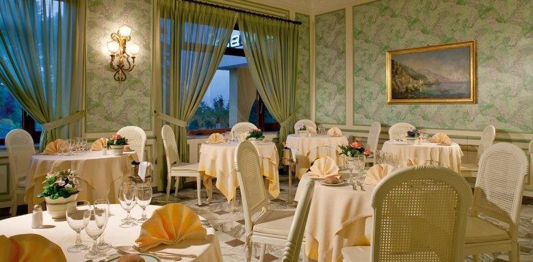 Grand Hotel De La Ville, restaurant