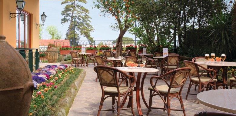 Grand Hotel De La Ville, Garden room