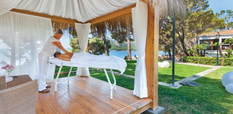 Royal Hideaway Formentor, massage