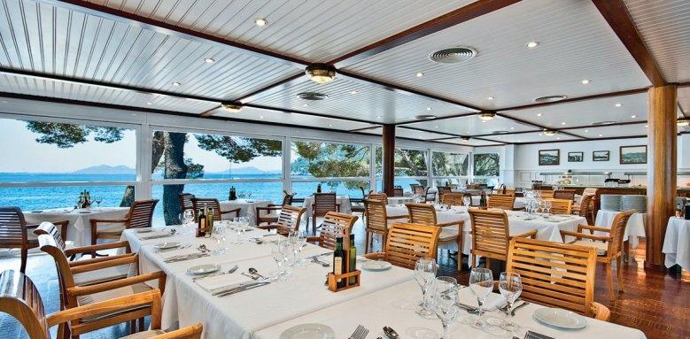 Royal Hideaway Formentor, Platja Mar restaurant